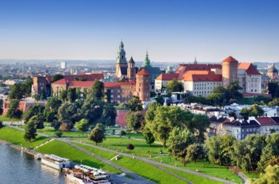 From Gdynia to Krakow